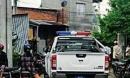 Điều tra nguyên nhân một cụ bà bị hàng xóm mang tuýp sắt đánh chết