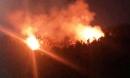 Cháy dữ dội trên núi Bà Hỏa, cả thành phố Quy Nhơn náo loạn