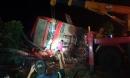 Xe khách gặp tai nạn kinh hoàng, chục người thương vong