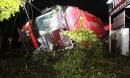 TNGT 14 người thương vong: Xe khách chạy sai hành trình