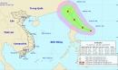 Xuất hiện áp thấp nhiệt đới gần Biển Đông, có khả năng mạnh lên thành bão