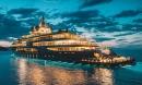 Chiêm ngưỡng siêu du thuyền 400 triệu 'đô' của tỷ phú giàu nhất hành tinh