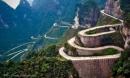 Sợ đứng tim trên cây cầu rùng rợn nhất Trung Quốc