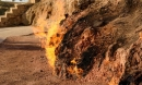 Có một 'Hỏa Diệm Sơn' cháy suốt 4.000 năm ở... bên ngoài Trung Quốc