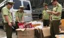 Hàng ngàn bánh ngọt nhân trứng Trung Quốc bị tịch thu