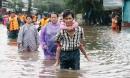 Người dân Phú Quốc vật lộn trong trận đại hồng thủy lịch sử