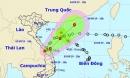'Áp thấp nhiệt đới trên đất liền Trung Bộ có diễn biến dị thường'