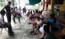 Điện Biên: Đi ăn cỗ nhà mới, hơn 100 người phải cấp cứu phải đến Trạm y tế cấp cứu