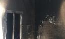 Cháy phòng ngủ tầng 2, nhiều tài sản bị thiêu rụi