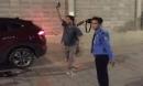 Bảo vệ rút súng trấn áp vụ ẩu đả tại chung cư Gold View ở Sài Gòn