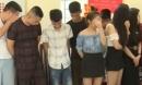 15 'nam thanh, nữ tú' trong quán karaoke phản ứng dương tính với ma túy