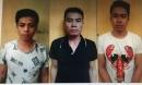 Bắt ổ nhóm gây ra 9 vụ trộm cắp xe máy trên khắp thành phố