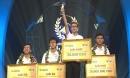 Trần Thế Trung giành vòng nguyệt quế Olympia năm 2019