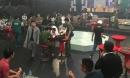 Hàng chục dân chơi dương tính với ma túy chạy tán loạn khi cảnh sát đột kích quán bar Diamind Luxury