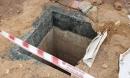 Bé 4 tuổi rơi xuống miệng cống công trình, bị nước cuốn trôi hơn 100 mét
