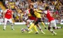 Aubameyang lập cú đúp, Arsenal vẫn mất điểm trước Watford