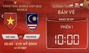 Vì sao vé trận Việt Nam vs Malaysia hết sạch sau 4 phút mở bán?