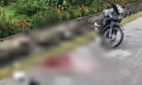 Vụ cô gái bị đâm gục khi đang chạy xe máy ở Quảng Ninh: Nạn nhân đã tử vong