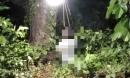 Tá hỏa phát hiện người đàn ông chết trong tư thế treo cổ trước xưởng gỗ nhà mình