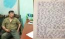 Nghi phạm truy sát gia đình em gái viết thư gửi vợ nói 'cuộc sống quá cơ cực, sống nhục nên thà chết trước'