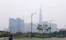Xuất hiện sương mù dày ở TP.HCM, không khí ô nhiễm nặng