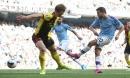 Hủy diệt Watford 8 bàn không gỡ, Man City đi vào lịch sử Ngoại hạng Anh