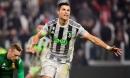 Ronaldo ghi bàn ở phút bù giờ giúp Juventus đòi lại ngôi đầu từ tay Inter Milan