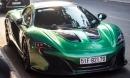 McLaren 650S Spider của chồng Diệp Lâm Anh đổi màu độc
