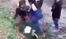 Đi bán hương làm từ thiện, nữ sinh bị đánh nhập viện