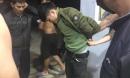 Dùng dao cướp tiền nhân viên cây xăng, kẻ ác bị bắt ngay tại trận