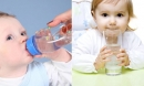 Cho trẻ sơ sinh uống nước thế nào là đúng? Sai lầm hàng triệu bà mẹ đang mắc phải
