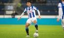 Vì sao Heerenveen loại nhiều tài năng trẻ nhưng giữ lại Văn Hậu?