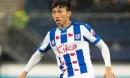 Văn Hậu chơi 90 phút trong trận thắng đậm của Jong Heerenveen