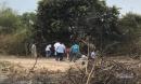 Tá hỏa phát hiện bộ xương người trong bụi cây khi đi cắt cỏ
