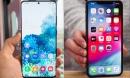Samsung Galaxy S20 Ultra đối đầu iPhone 11 Pro Max