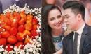 Hoa hậu Diễm Hương bất ngờ chia sẻ món quà Valentine sau tin đồn ly hôn lần 2