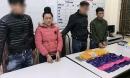 Bắt quả tang đối tượng vận chuyển heroin và hơn 30.000 viên ma túy tổng hợp
