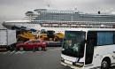 88 ca nhiễm mới trên du thuyền ở Nhật, nhiều người cách ly lại từ đầu