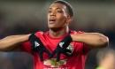 Martial ghi bàn giúp MU có trận hòa 1-1 ở Europa League