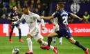 Real mất ngôi đầu bảng sau trận thua Levante