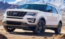 Ford Explorer giảm giá 269 triệu đồng tại Việt Nam