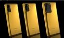 Galaxy S20 mạ vàng 24K, giá hơn 4.000 USD