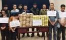 Bắt đường dây trung chuyển ma túy lớn vào Việt Nam để đưa sang nước thứ ba