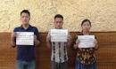Bắt giam 3 đối tượng lừa bán phụ nữ sang Trung Quốc