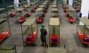 Tây Ban Nha tăng kỷ lục 838 ca tử vong, Nga tăng kỷ lục ca nhiễm mới