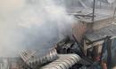An Giang: Hỏa hoạn thiêu 8 căn nhà trong hẻm