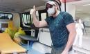 Bệnh nhân Covid-19 người Mỹ 'cảm ơn Việt Nam đã cứu tôi, bảo vệ gia đình tôi'