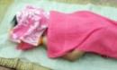 Thi thể bé gái nổi lên trên mặt hồ ở TP Vinh
