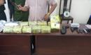 Bắt kẻ dùng 3 khẩu súng 'áp tải' 20kg ma túy từ Campuchia vào Việt Nam