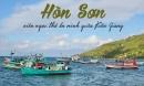 Đến Kiên Giang đâu chỉ có mỗi Phú Quốc, 'viên ngọc thô' Hòn Sơn cũng có những bãi tắm xanh trong, đẹp tới nức lòng người!